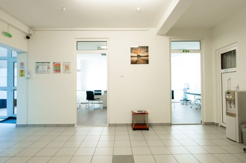 third clinic image